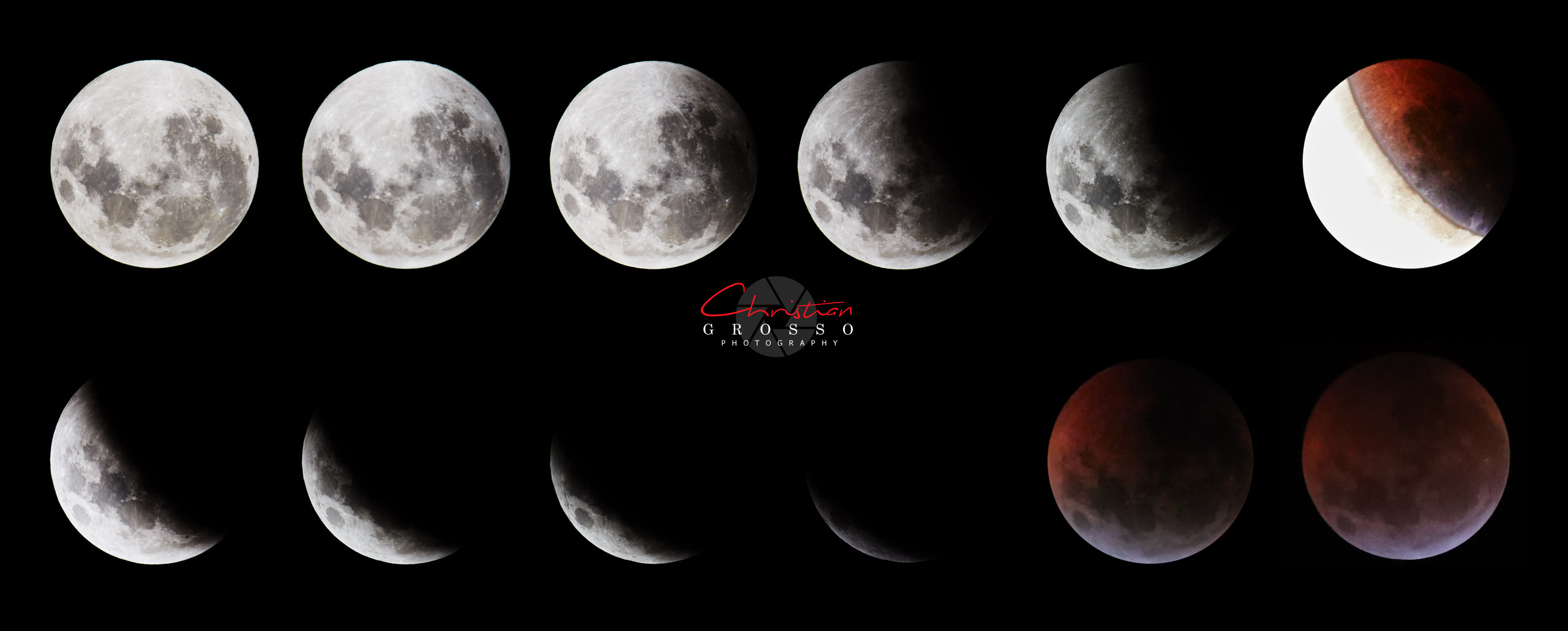 Lunas-Eclipse